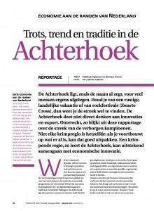 Economie aan de randen van Nederland: de Achterhoek