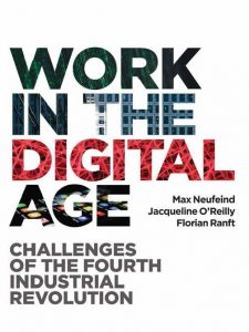 Book Chapter in Work In The Digital Age