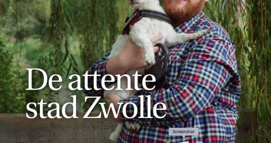 De attente stad Zwolle